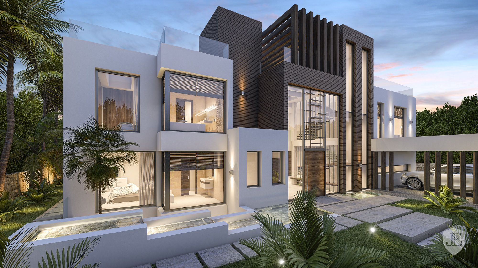 Get Inspired By The Best That Is Happening On The Contemporary Architecture Scene Enter Our Blog At Facade House Luxury House Plans House Architecture Design
