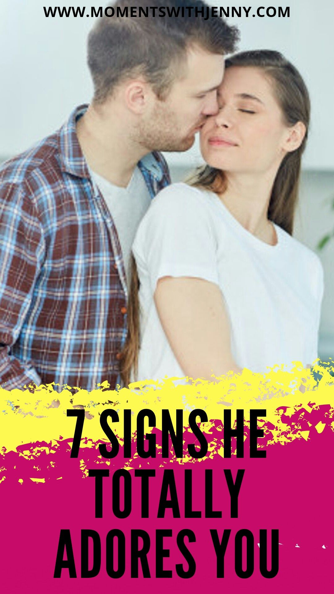 7 Signs He Totally Adores You | Best relationship advice