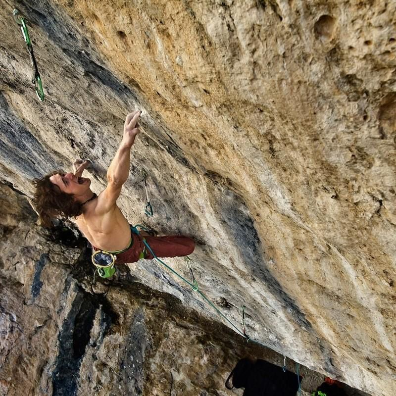 Adam Ondra. Why??? (With images) | Rock climbing, Ice