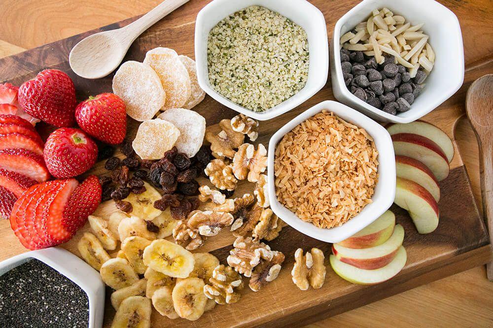 Fun Breakfast Idea Set Up An Oatmeal Station Here S How