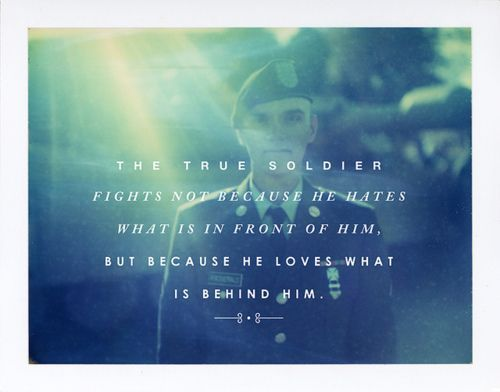 I Love This Army Quotes Create Quotes Peace Quotes