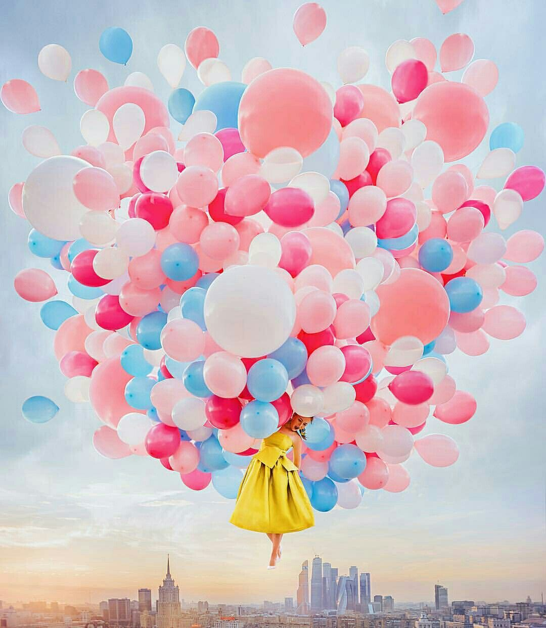 Pin By Yuriko Moro On Balloon Balloons Photography Tumblr Photography Balloons