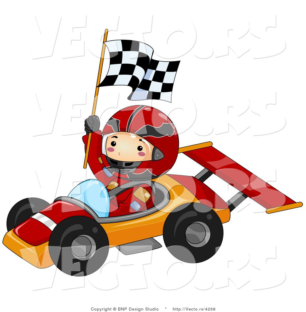 Design car flags - Race Car Cartoon Top View 24058 Hd Wallpapers Widescreen In Sports Clipart