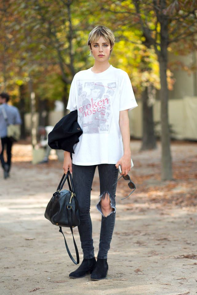 fa50ee6055c3 See the best street style looks from and more at  PFW