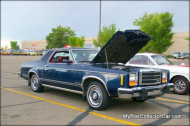 1978 Ford Granada ESS-rare example of a car that isn't high on collector's lists