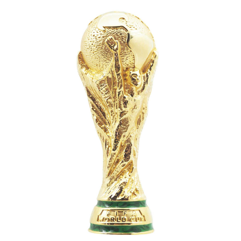 Fifa World Cup Trophy Replica Paper Weight World Cup Trophy Fifa World Cup World Cup