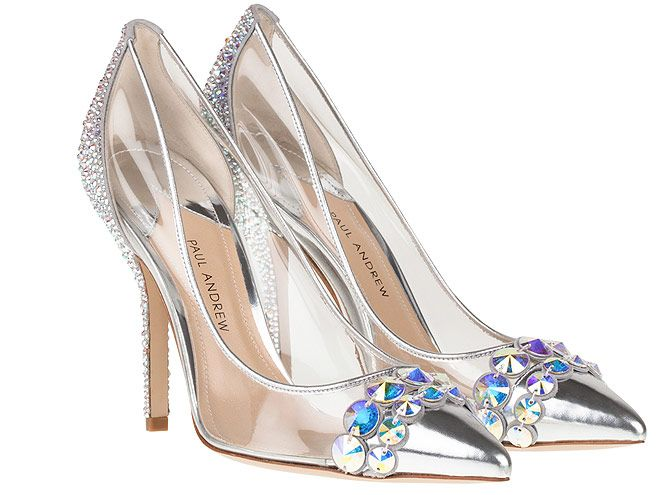 Cinderella Glass Slipper Shoes Glass Slipper Inspired Heels Glass Shoes Glass Slipper Glass Heels