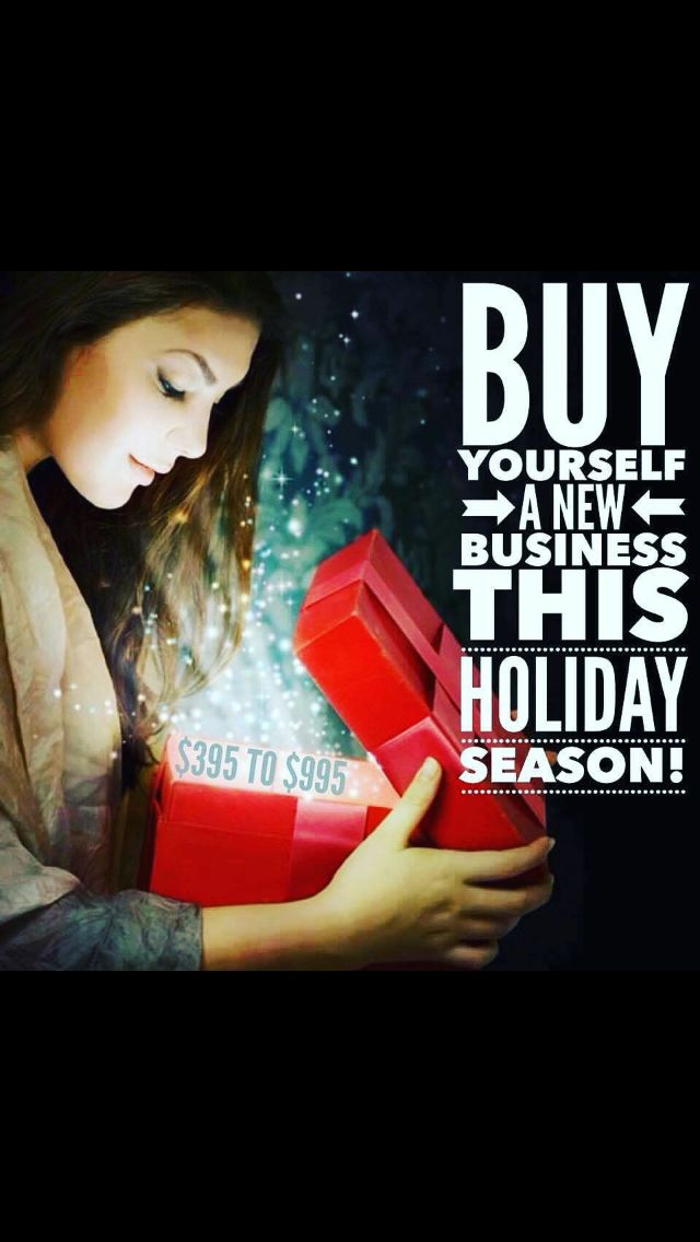 Why not?  Join me because:  1. You want younger looking skin and wash your face anyway. 2. Tax write off for 2015. 3. Extra income in 2016. 4. It's smart. You get to partner with an amazing brand. Message me for details #7064246591   #makessense #giftthatkeepsongiving #GreatSkin #ResidualIncome #Winning