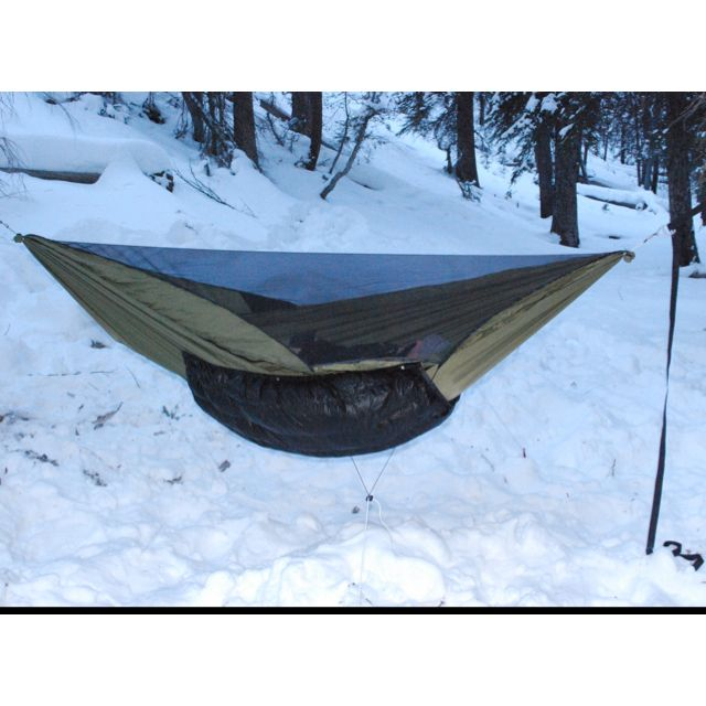 Cover Warbonnet Outdoors Yeti Underquilt The Yeti Is 40