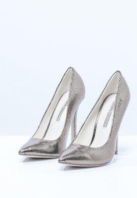 Srebrne Buty Slubne Wedding Shoes Shoes Fashion