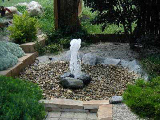 Different Types Of Water Features For Garden Fountains Birdbath Waterfalls Diy Water Features Water Features In The Garden Diy Water Feature Diy Garden Fountains