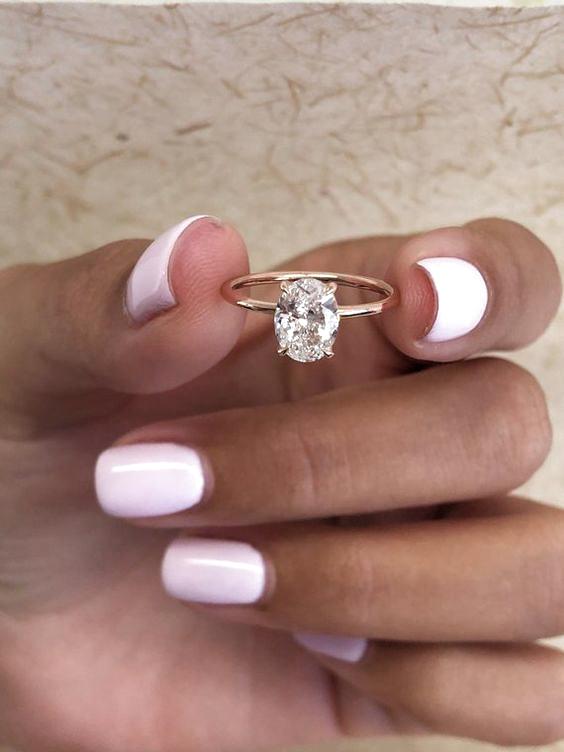 #SolitaireRing #EngagementRing #MoissaniteRing #golddiamondRing #WeddingBand #UniqueProposalRing #UniqueWeddingRing #CustomRing #BirthdayGift #goldsilverring #sterlingring #GoldCustomRing #handmadering #ValentinesDayGift