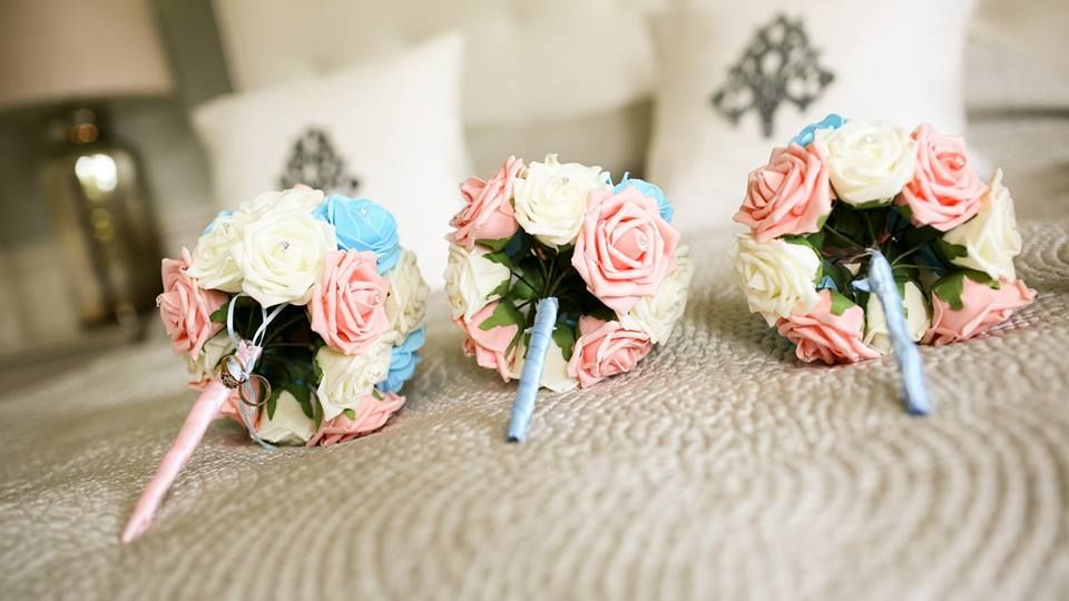 How to make flower bouquets yourself for under 25 quick and easy how to make flower bouquets yourself for under 25 quick and easy diy wedding solutioingenieria Image collections