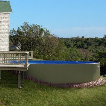 """Insulated Pools Direct Round 52"""" Deep Insulated Pool ..."""