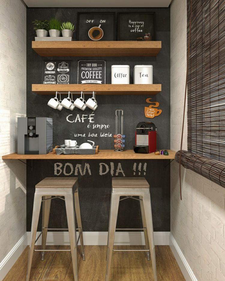 Kaffeestation Küche: Hilfreiche Tipps und viele Inspirationen!