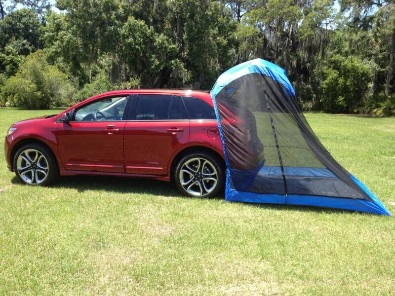 2013 Ford Edge with TailVeil & 2013 Ford Edge with TailVeil | Yes....this | Pinterest | Station wagon