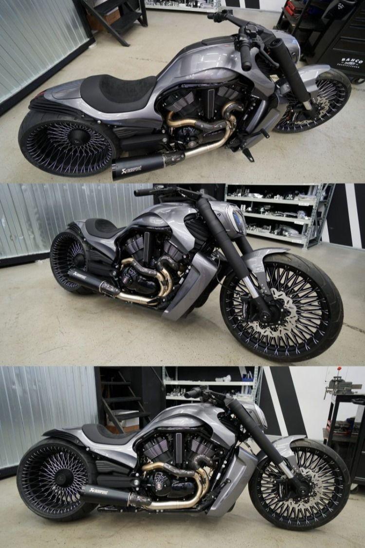 """Harley Davidson V Rod """"GIOTTO 12"""" by Box12 in 12   Harley ..."""