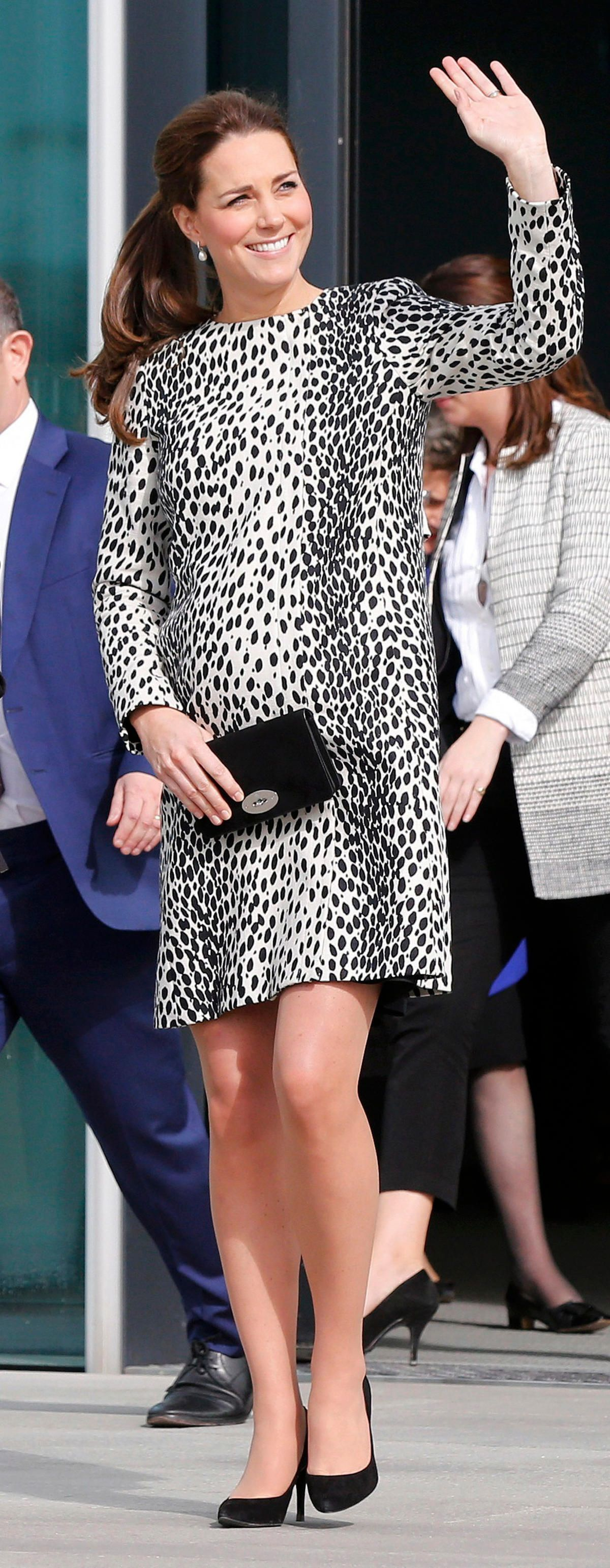 Middleton kate style animal print forecast to wear for spring in 2019