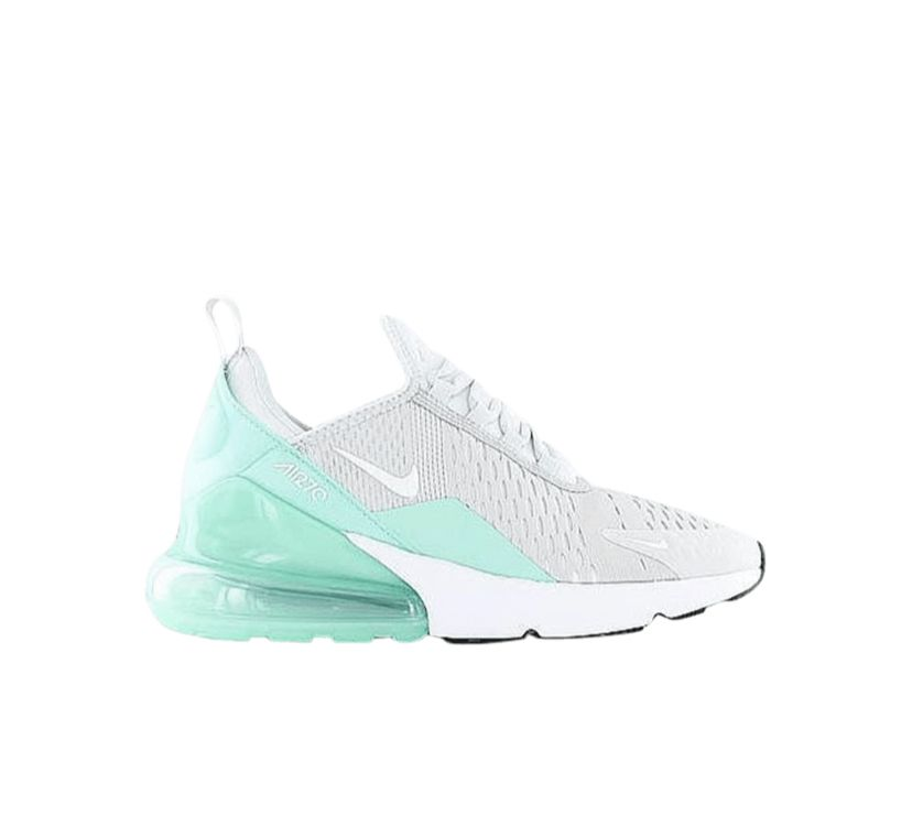 Air Max 270 GS 'Platinum Emerald' | Sport shoes women
