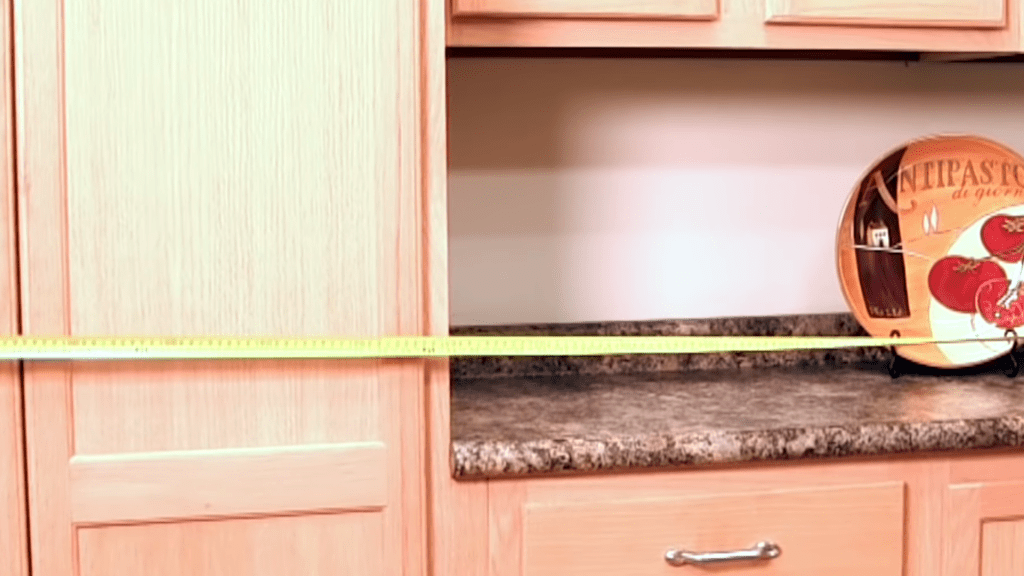 How to measure your kitchen for new cabinets | New cabinet ...