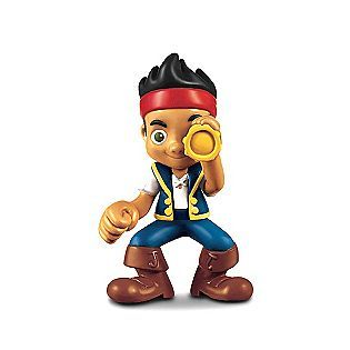 Jake, Izzy & Cubby Figurine - Jake and the Neverland ...