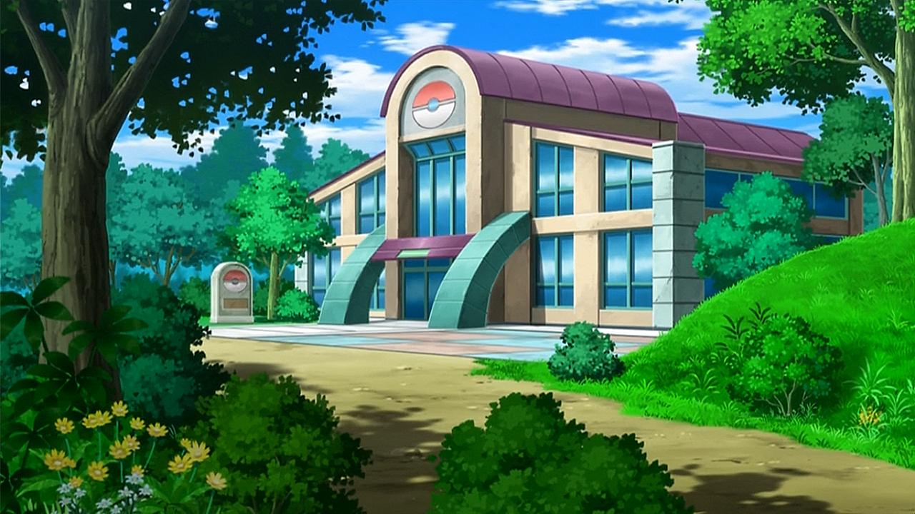Kalos: Route 5, Pokémon Center. (1280×720) | Pokemon locations, Pokemon,  Pokemon rpg