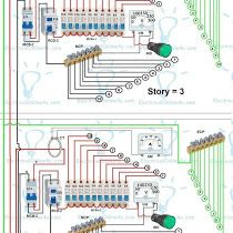 Two way light switch diagram or staircase lighting wiring diagram two way light switch diagram or staircase lighting wiring diagram asfbconference2016 Images