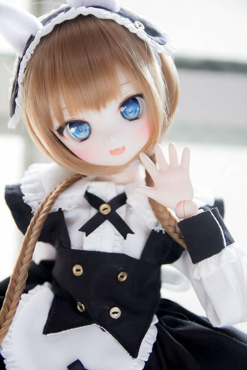 Kawaii anime doll bjd smart doll balljointed