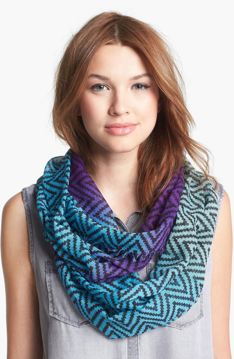Brazen Infinity Scarf Diy infinity scarf, Infinity scarf