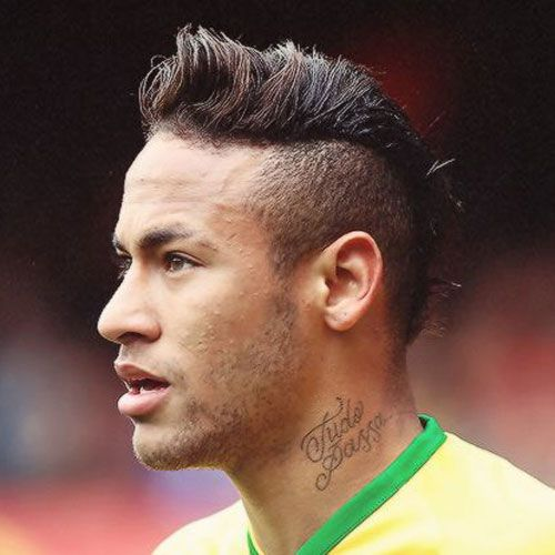 17 Best Neymar Haircuts 2020 Update Mohawk Hairstyles Soccer Players Haircuts Hair Styles
