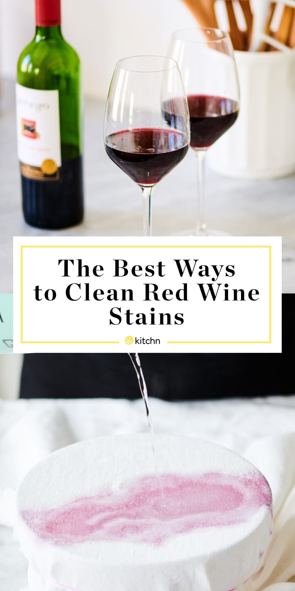 The Easiest And Most Effective Ways To Clean Up Red Wine Stains Red Wine Stains Wine Stains Red Wine Stain Removal