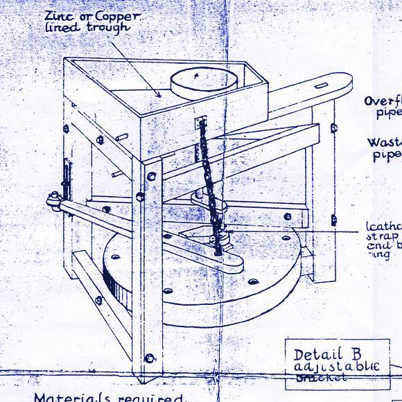 The Leach Treadle Wheel   Tools   Pottery wheel diy ...