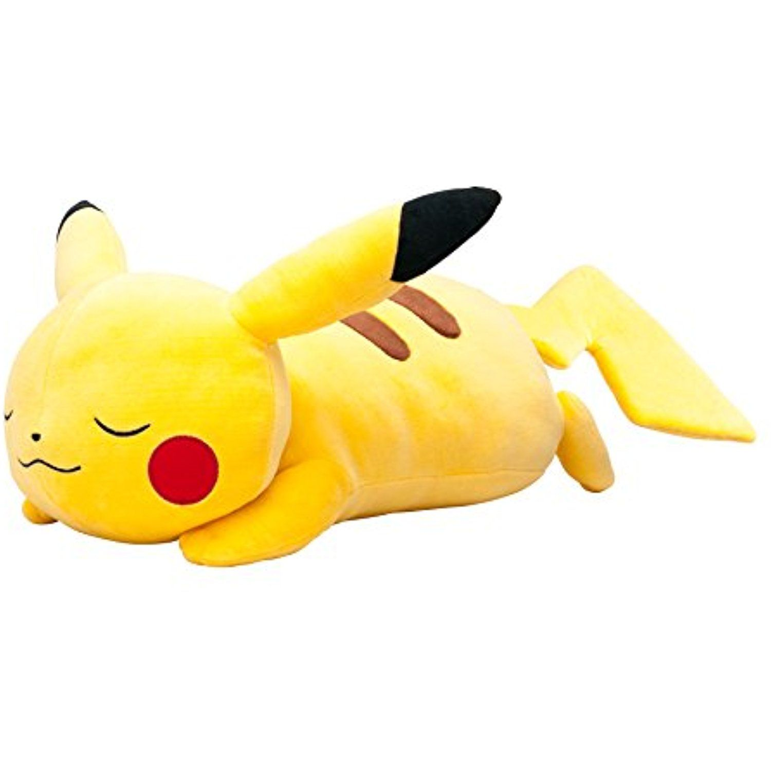 Pikachu Stuffed Animal Big, Pokemon Center Original Big Size Sleeping Pikachu Plush Doll Click Image For More Details This Is An Affilia Pikachu Plush Pikachu Fluffy Stuffed Animals