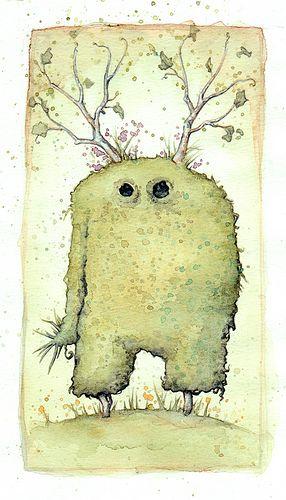 Topiary Monster, via Flickr.