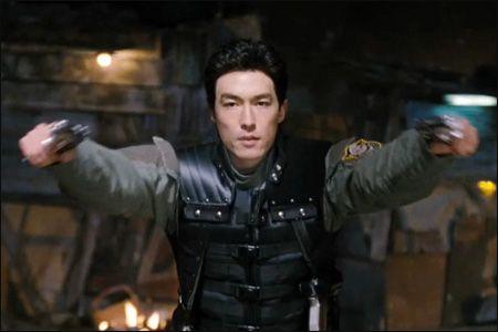 Daniel Henney As Agent Zero In X Men Origins Wolverine Daniel Henney Handsome Korean Actors Asian Actors