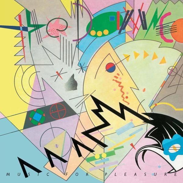 Photo of The Damned – Music For Pleasure VINYL LP