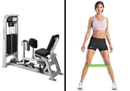 available seated hip abductor machine  workout machines