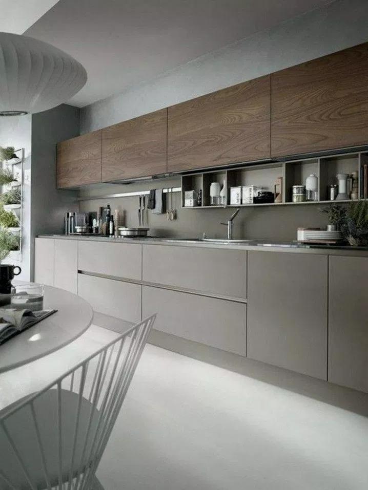50+ sleek & inspiring contemporary kitchen design ideas 44