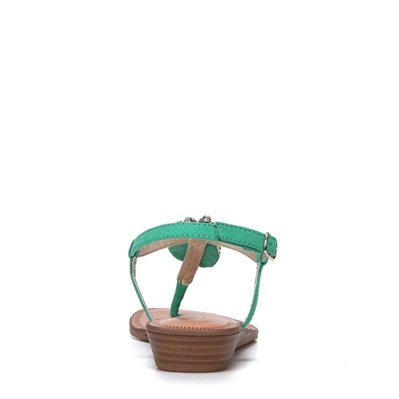 92d619ade63 Carlos BY Carlos Santana Women s Tropical Sandals (Emerald Fabric)   Sandalswomen