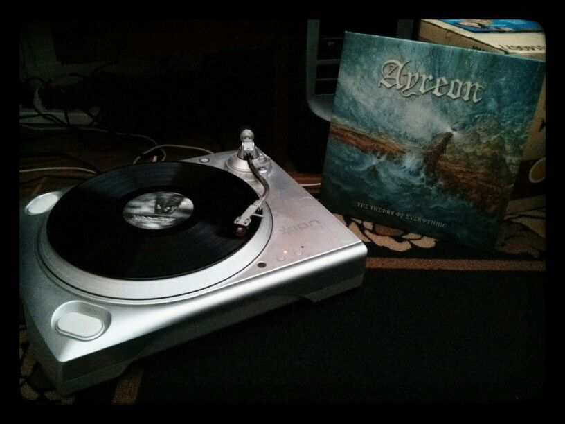 Ayreon / The Theory of Everything LP