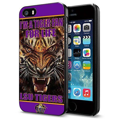 NCAA LSU Tiger football, Cool iPhone 5 5s Smartphone Case Cover Collector iphone Black Phoneaholic http://www.amazon.com/dp/B00WHD77SG/ref=cm_sw_r_pi_dp_2QQpvb1G7QBKJ
