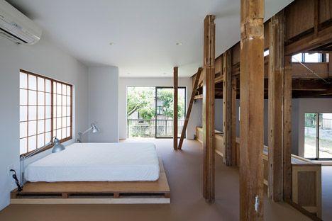 House in Hatogaya by Schemata Architects