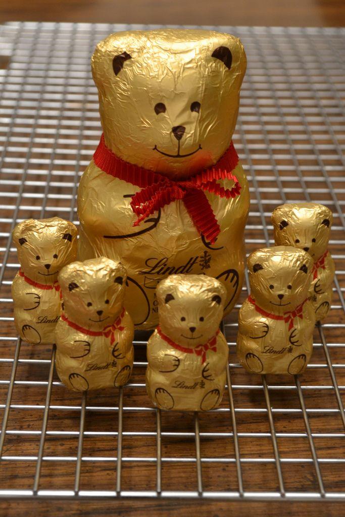 Lindt Bear Family Elf On The Shelf 2017 Pinterest Lindt