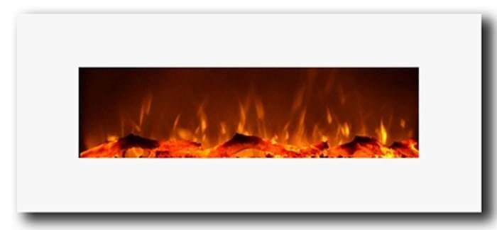 50 In Houston Electric Wall Mounted Fireplace With Images