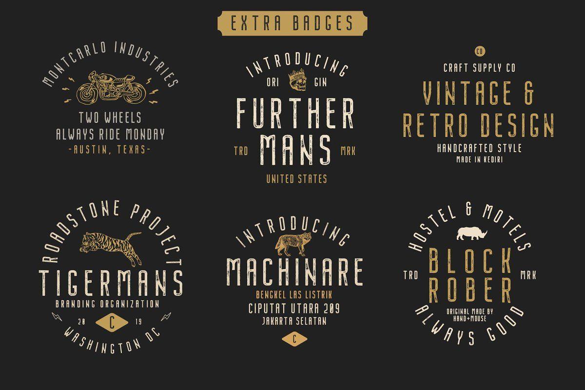 Nordin Vintage Font Family Extras Vintage Fonts All Caps Font Font Family