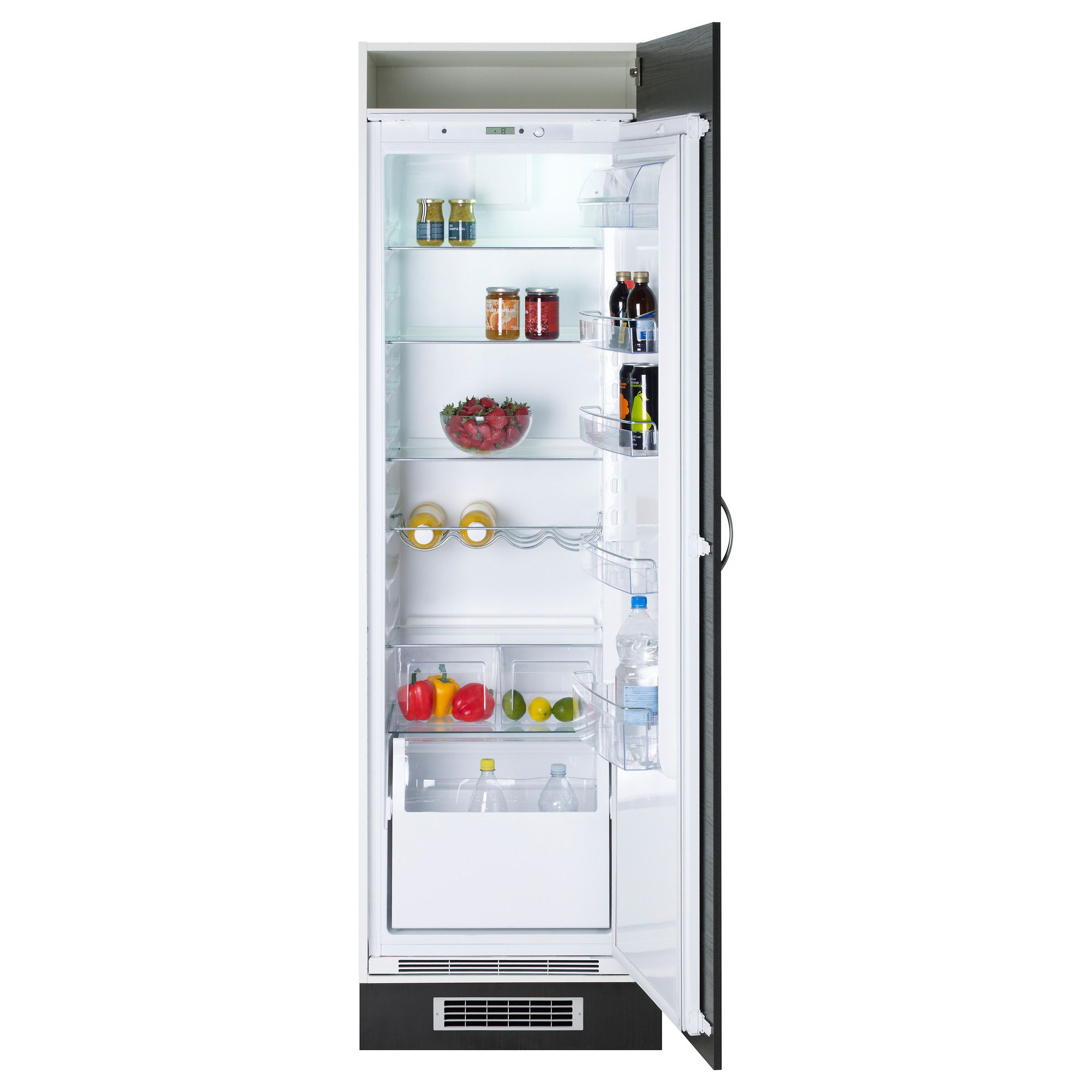 FROSTIG Integreret køleskab A+ - IKEA | Majken & Jacob | Pinterest ...