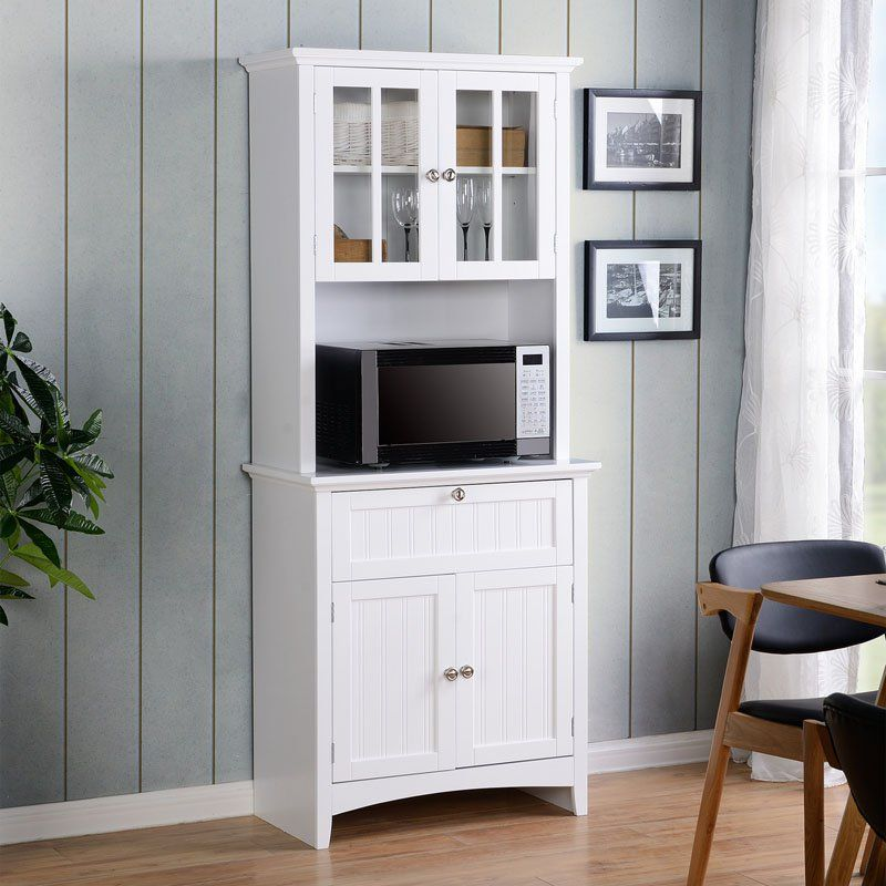 American Furniture Classics Os Home And Office Buffet And Hutch In
