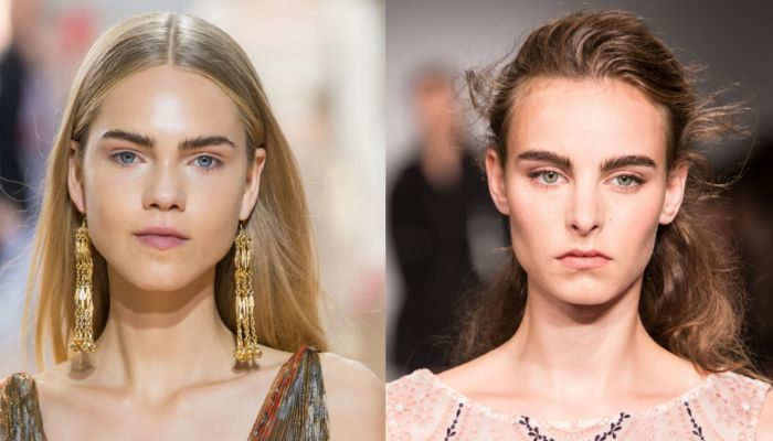 La New York Fashion Week en 4 claves 'beauty': Descubre las 4 tendencias a las…