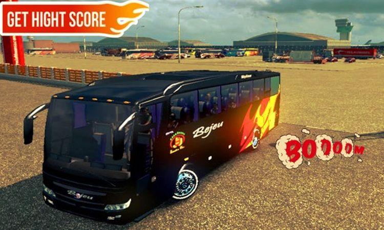Heavy Bus Simulator 1 83 Apk Mod Completo Jogo Android Kit