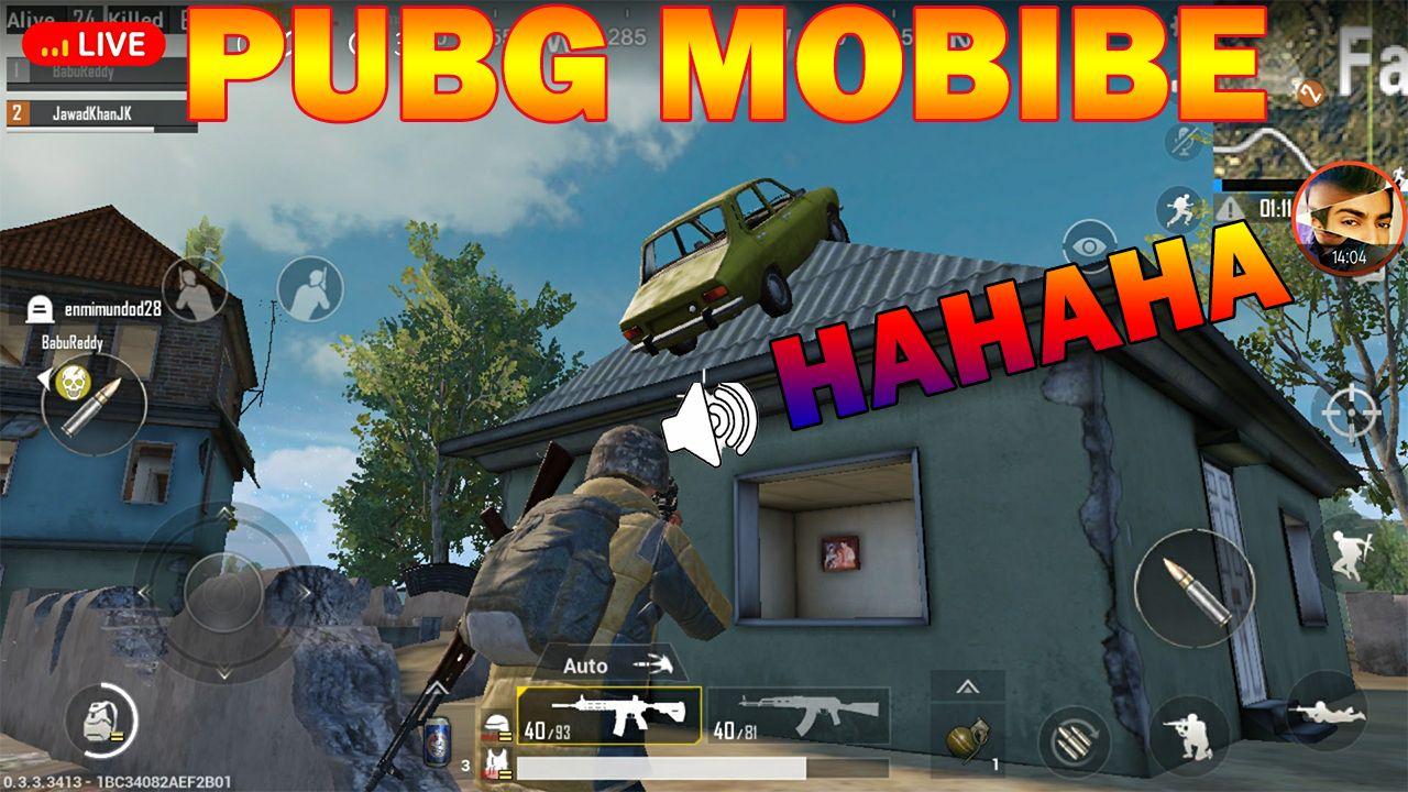 Tổng hợp các tình huống hài hước trong game pubg mobile